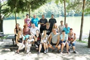 Piknik 2015 skupina